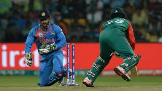 MS Dhoni proves his weight in gold in India vs Bangladesh, ICC T20 World Cup 2016