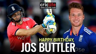 Jos Buttler: 25 facts about the explosive English wicketkeeper