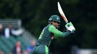 Pakistan start their campaign with a win over Zimbabwe by 74 runs