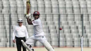 West Indies beat Bangladesh by 10 wickets
