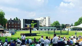 IPL 2018 final telecast live on Lord's screen after England vs Pakistan Test gets over