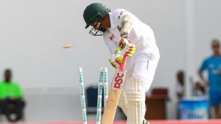 West Indies push Bangladesh up against the wall