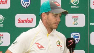 Tim Paine's gesture earns accolades