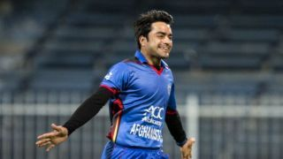 AFG steamroll BAN in the 1st T20I, win by 45 runs