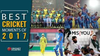Year-ender 2017: Best cricketing moments
