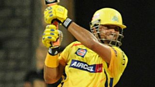 CSK post humungous 242/6 against Dolphins