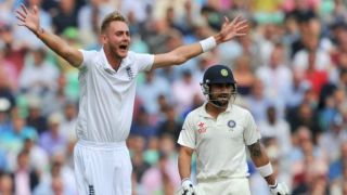 Broad has special plans to get Kohli's wicket