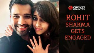 Rohit Sharma gets engaged; to tie the knot with Ritika Sajdeh