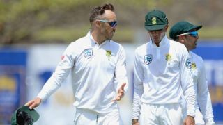 Faf du Plessis  When we come to sub-continent we need to pick an extra spinner