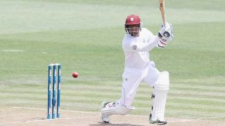 West Indies are 61 for 0 at Lunch on Day 1