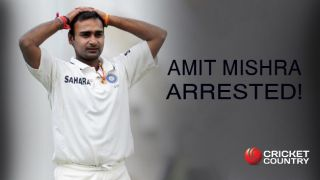 Amit Mishra arrested by Bengaluru police following questioning over assault charges