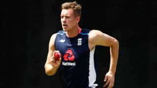 ENG rope in Ball in place of Woakes for AUS ODI series