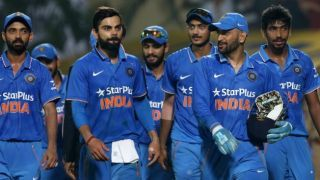 India slip to No 2 In ICC ODI rankings England claim top spot