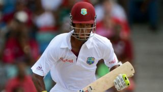 WI vs Ban: Play suspended till lunch on Day 2