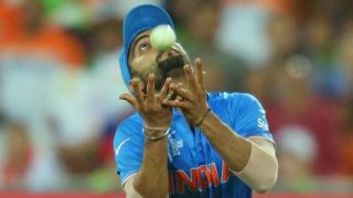 A fielder's trials and tribulations in cricket: They either stick or they don't!