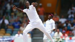 Jason Holder became 2nd West Indies captain to take a Test 10 as Hosts beat Bangladesh by 166 runs