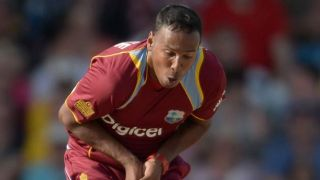 Samuel Badree out of T20 squad