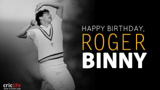Roger Binny: 10 interesting things to know about India's 1983 World Cup hero