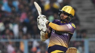 RCB vs KKR, IPL 2017, match 46: Sunil Narine's record fifty and other highlights
