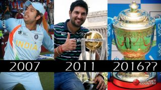 Yuvraj finally has a crack at winning something that has eluded him for 9 years
