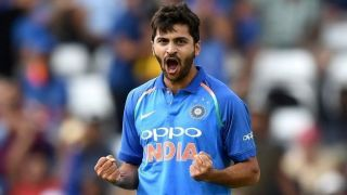 Never easy to come off the bench for a decider: Shardul Thakur