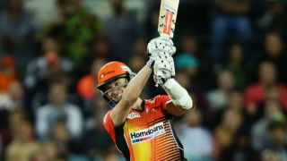 Big Bash League 2017-18: Michael Klinger ruled out for indefinite period