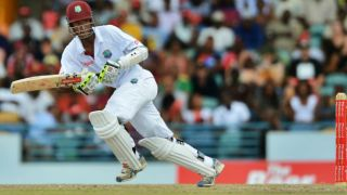 Brathwaite 3rd youngest opener with Test double ton