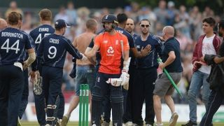 England stunned by Scotland