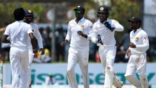 Sri Lanka 31/3 with 206-run lead at lunch on Day 2