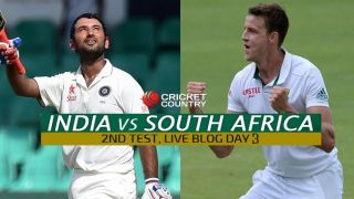 Live Cricket Score India vs South Africa 2015, 2nd Test at Bengaluru, Day 3: Play called off due to rain