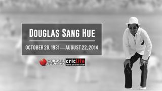 Douglas Sang Hue: 12 facts about the first great West Indian umpire