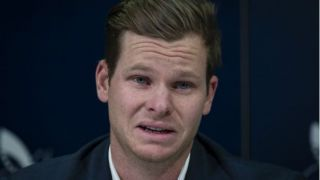 Smith: I cried for four days after ball-tampering incident