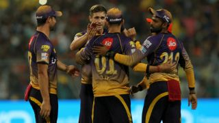 IPL 2017: Kolkata Knight Riders (KKR) bundle out Royal Challengers Bangalore (RCB) for lowest-ever score