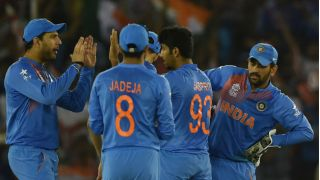 India vs Australia, T20 World Cup 2016, Match 31 at Mohali: Highlights from 1st innings