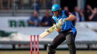 Martin Guptill smashes joint fourth-fastest T20 century