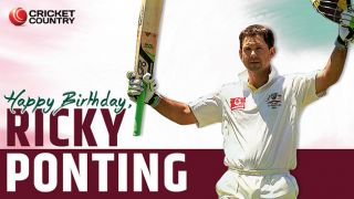 Ricky Ponting: 10 little-known facts about his young days