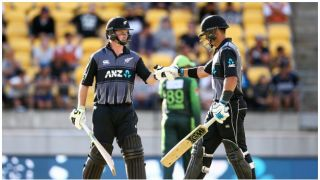 New Zealand beat Pakistan by 7 wickets in 1st T20I at Wellington