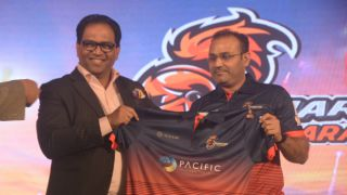 Virender Sehwag ready to lead Maratha Arabians in T10 Cricket League