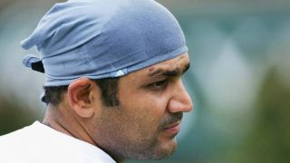 Virender Sehwag becomes batting coach of Maratha Arabians in T10 League