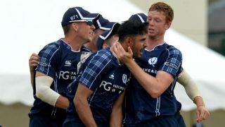 In Pictures: Scotland vs England
