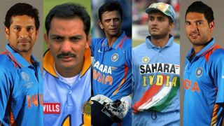 How reliant are India on their top-5 run-getters in ODIs?