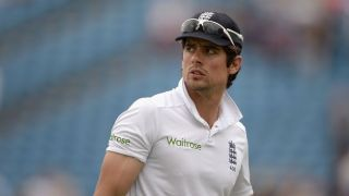 Video: Alastair Cook passes yo-yo test before first test match against India