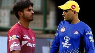 Shreyas Iyer says MS Dhoni advised me to avoid reading newspapers