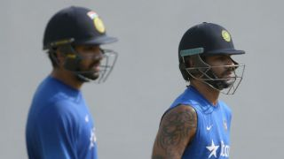 Rohit Sharma, Shikhar Dhawan will take confidence from recent performances against Australia in ICC T20 World Cup 2016