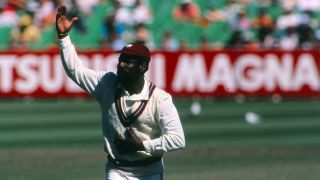 Richards' off-spin bowls West Indies to victory