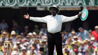 Steve Bucknor: One of cricket's best-known umpires, also officiated in World Cup football