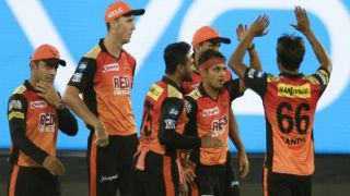 IPL 2018: SRH will assess weakness and come back strong, believes Shreevats Goswami