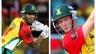 Guyana hammer Jamaica by 10 wickets to enter CPL final
