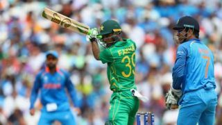 Hussey advises Indian bowlers on how to get Fakhar Zaman out