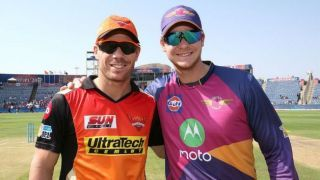 Warner reveals that Smith is a 'good mate'